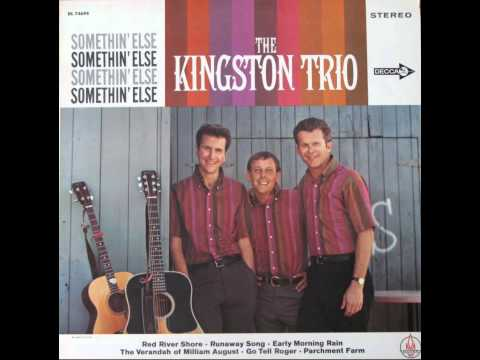 Kingston Trio - Verandah Of Millium August