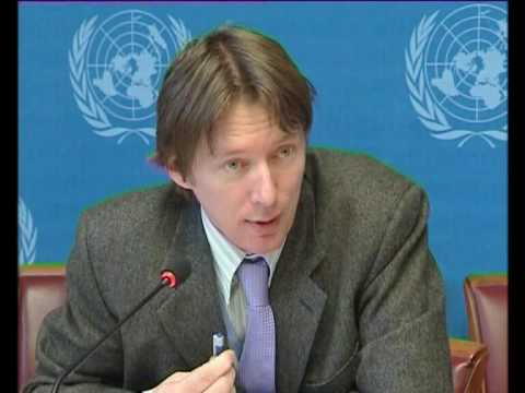 MaximsNewsNetwork: HAITI & SECURITY U.N. HUMANITARIAN AFFAIRS ELIZABETH DYRS (UNTV)