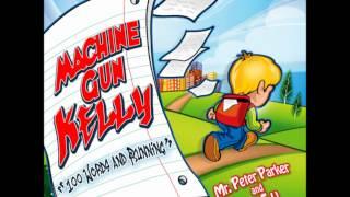 Watch Machine Gun Kelly 100 Words And Running video