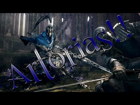 Dark Souls: Prepare To Die Edition - Knight Artorias