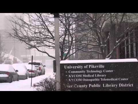 Winter Storm : Update on Emergency Shelters