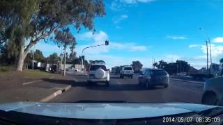 G1WH Novatek Dash Cam DAY Test Port Augusta DASHCAM