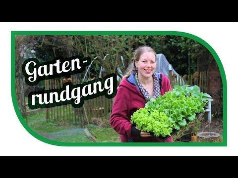 Gartenrundgang März | Jungpflanzen wollen ins Hochbeet | Selbstversorgung
