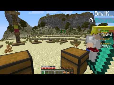 Türkçe Minecraft - Hunger Games - Bölüm 43