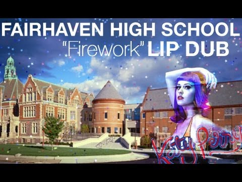"Fairhaven High School ""Firework"" Lip Dub"