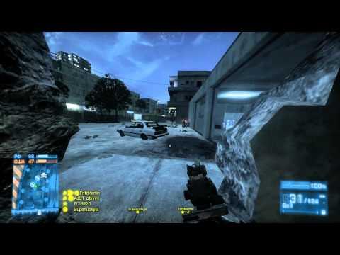 Let's play Multiplayer Battlefield 3 на русском - часть 13! - М4А1 геймплей.
