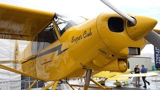 They're GIVING this plane away! - Super Cub on Floats