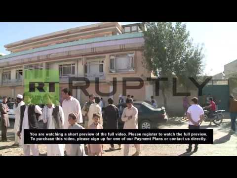 Afghanistan: Suicide bomb attack kills three in Kabul