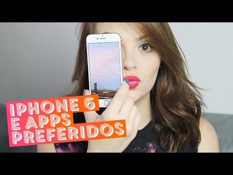 Meu iPhone 6 e apps favoritos! • Karol Pinheiro