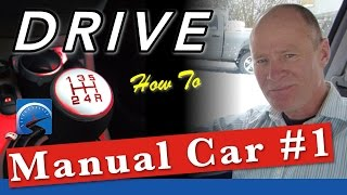 How To Drive A Manual Car for Beginners Step by Step :: Lesson #1