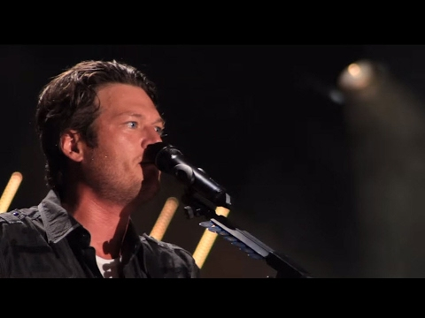 Blake Shelton Sneak Peek - CMA Music Festival TV Aug 14 on ABC!