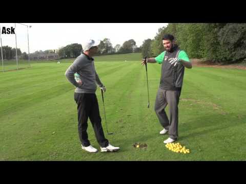 Turn Through The Golf Ball