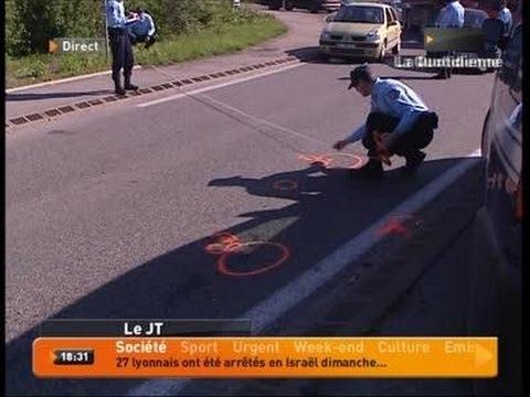 Accident mortel à Saint-Pierre de Chandieu
