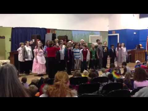 2012 Ashley Academy Christmas Performance