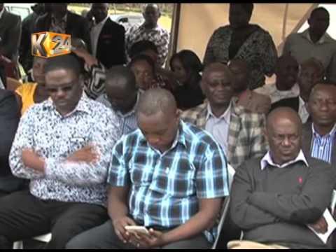 President  Kenyatta calls on opposition to constructively criticize the Govt