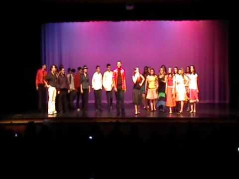 West Side Story - America - Buena Regional High School Variety Show 2009