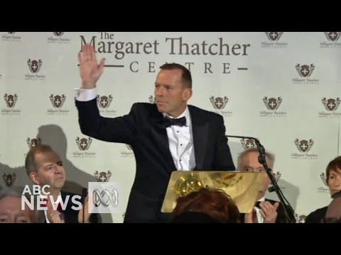 In full: Tony Abbott delivers 2015 Margaret Thatcher Lecture