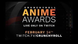 Anime Awards - Live on Twitch!