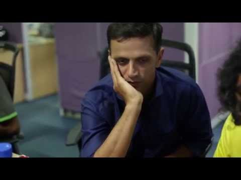 Rahul Dravid + Ashley Giles guest commentary | England v India