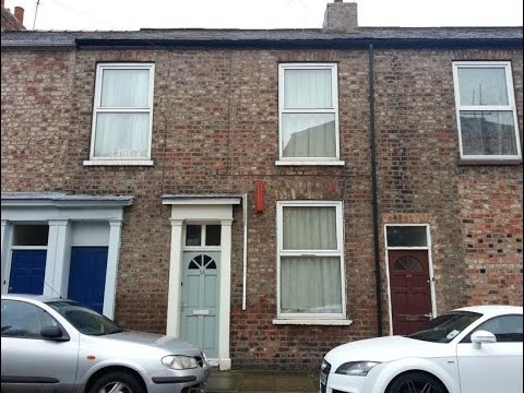 Student let in York - 2 bedroom terraced house