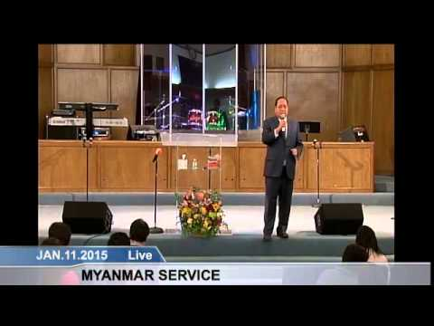 [FGATulsa]#1126#Jan 11,2015 Myanmar Service (Pastor Mung Tawng)
