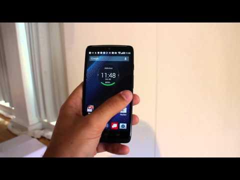 Hands-on: Motorola Droid Turbo