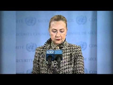 Clinton: Afghan Killings 'Terrible, Awful'
