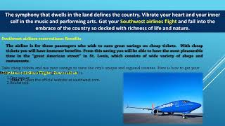Cheap flights to St  Louis with Southwest Airlines +1(800)235-0108