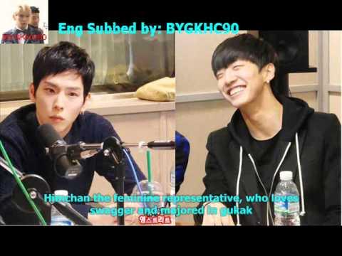 [ENG] BAP Bang Yongguk & Himchan call each other Husband & Baby