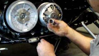 EPI Clutch Kit, Wet spring install part 4 for Suzuki 700 Kin