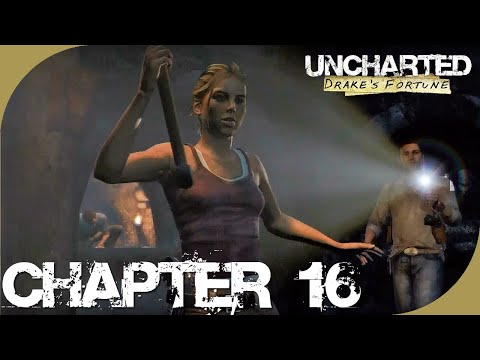 Uncharted: Drake's Fortune - Chapter 16 - The Treasure Vault