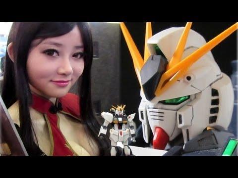 Best Master Grade Gunpla of 2012 - Gundam Seed. Age. Zeta. Unicorn MGs