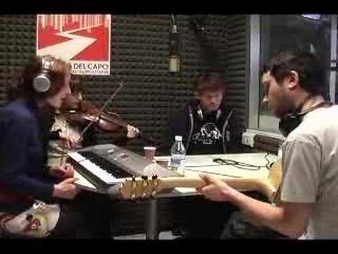 Los Campesinos! - Death To Los Campesinos! (live at Maps)