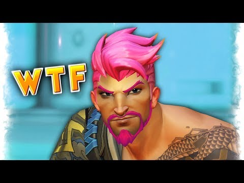 Hanzo Doesn't Look Right.. | Overwatch Best and Funny Moments - Ep.128