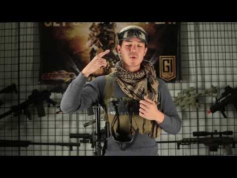 Operation Irene Load Out with Daniel - Blue Force Gear and Noveske Rails - Airsoft GI