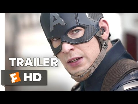 Captain America: Civil War TRAILER 2 (2016) - Scarlett Johansson, Chris Evans Movie HD