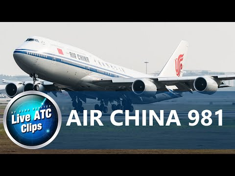 ATC@JFK  - Air China 981 (by aldo benitez)