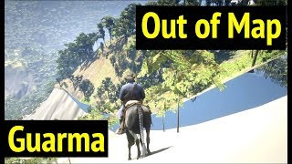 Reach Guarma (Out of Map) in Red Dead Redemption 2 (RDR2)
