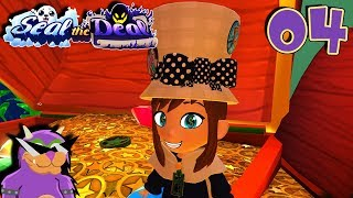 A Hat In Time: Seal The Deal | Let's Play Ep. 4 - Captain of The Sea - BSB