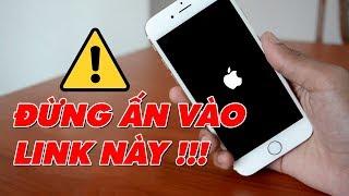 NGHỊCH NGU: XEM VÀ GỬI LINK GÂY TREO TÁO BẤT KỂ IPHONE HAY IOS NÀO ☠️ | Điện Thoại Vui
