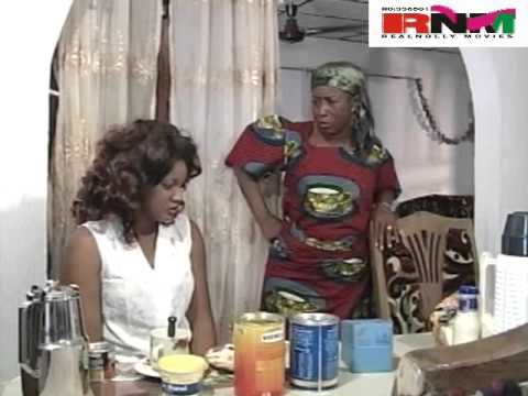 Mama G Attacks Omotola