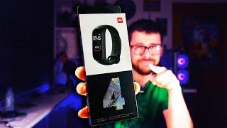 Xiaomi MI BAND 4 Unboxing y Primeras Impresiones ¿Mejor que la Mi Band 3?