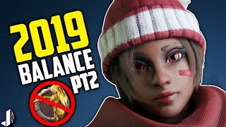 Paladins 2019 Balance Changes | Talent Rework, Unlimited Items & Imani Change!