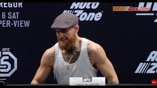 Conor McGregor Provides In Depth Analysis Of UFC 229 Main Event