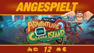 ANGESPIELT - Adventure on Clover Island