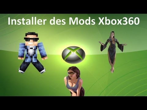 Comment installer des mods ou sauvegardes sur Xbox 360 (Skyrim, Minecraft, GTA 4 etc...)