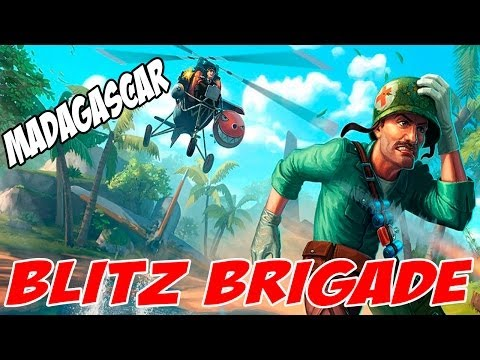Blitz Brigade - FPS on-line! ( Gameplay Android )