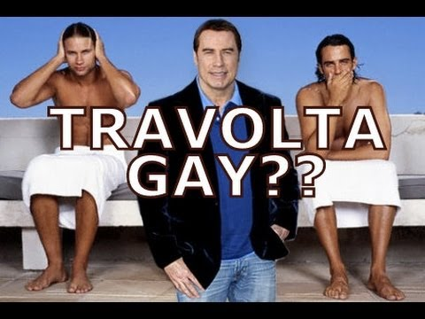 John Travolta Gay??  Adult Content video