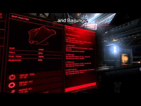'Elite:Dangerous' v1.06 - Tracker: Part 3 (Flight Assist Off)