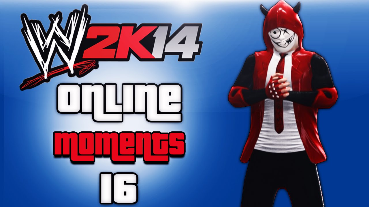 WWE 2K14 - Who's the real Cartoonz? - YouTube H20 Delirious